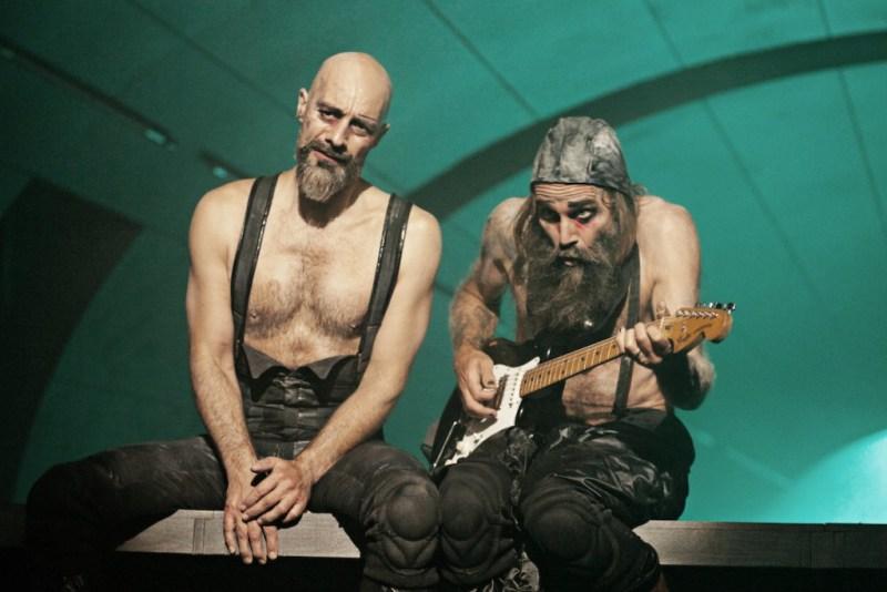 Jimmy Jørgensen og Boi Holm Foto: Isak Hoffmeyer