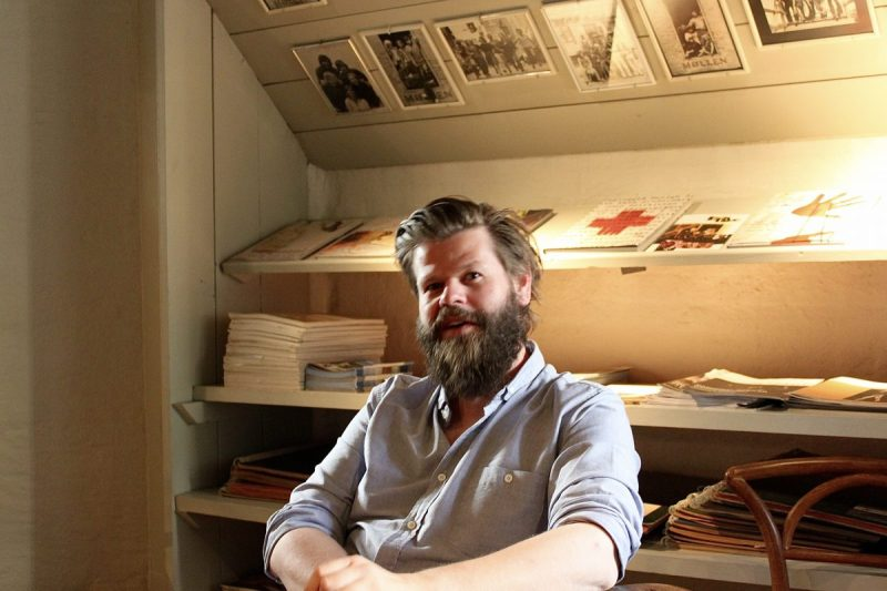 Nikolaj Mineka - Foto: Morten Hede