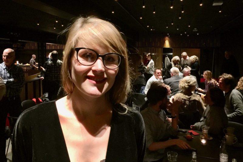Christian Lollike modtager instruktørprisen Teaterkatten