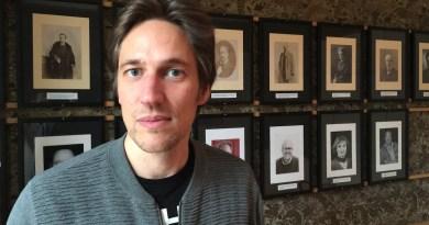 Morten Hede møder Christian Lollike