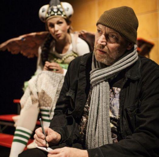 1-2-3-4-5-6-7-8-9-10, Nørregaards Teater