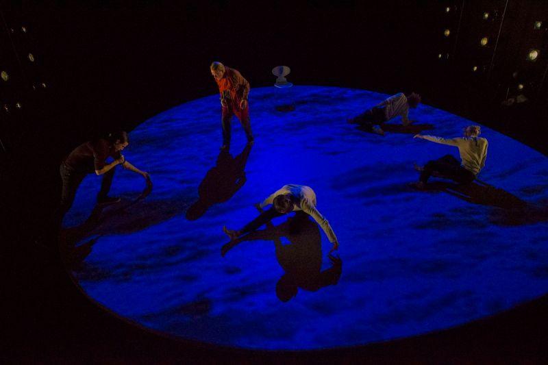 Med sne - Det Kongelige Teater