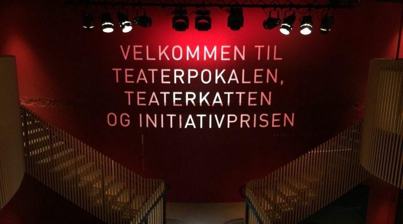 Velkommen til Teaterpokalen, Teaterkatten og Initiativprisen