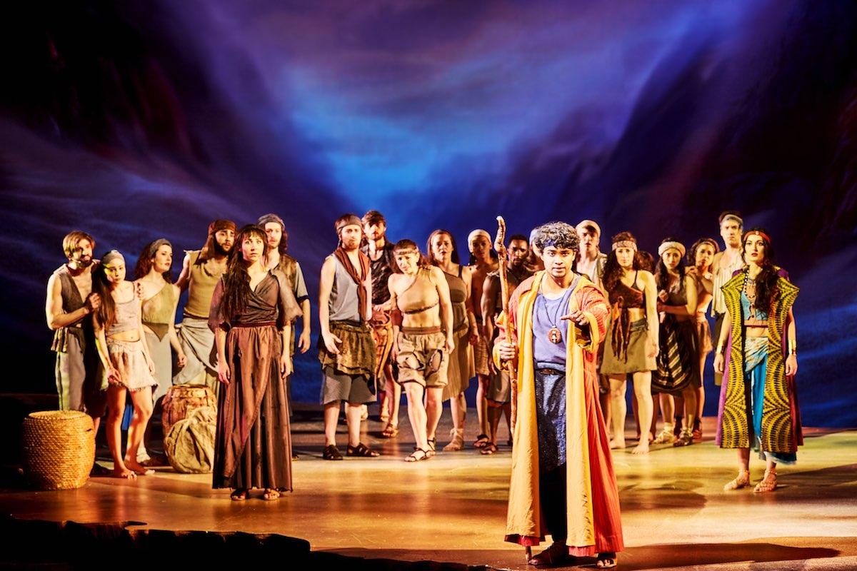 ANMELDELSE: Prinsen af Egypten, Fredericia Teater
