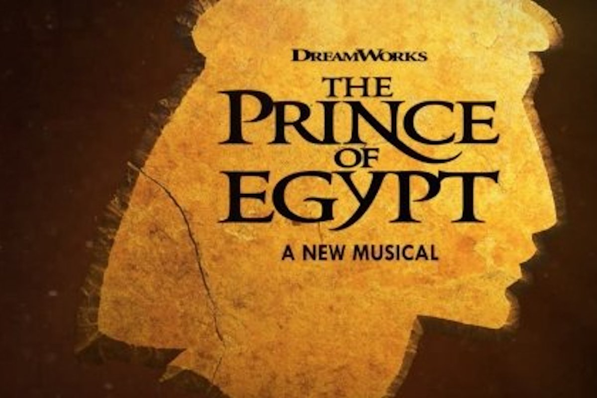 World premiere: The Prince of Egypt is now a musical