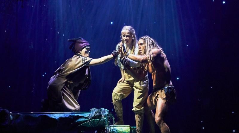 Disneys musical Tarzan - Fredericia Teater
