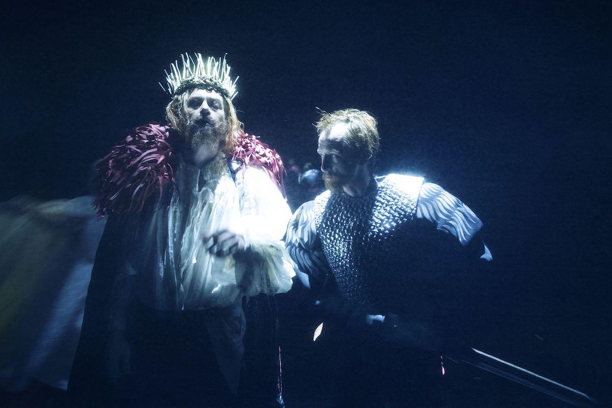 ANMELDELSE: Kongens fald, Det Kgl. Teater
