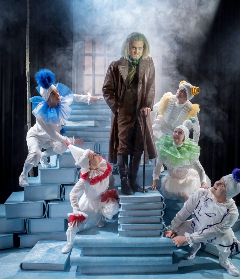 Et juleeventyr - Aalborg Teater