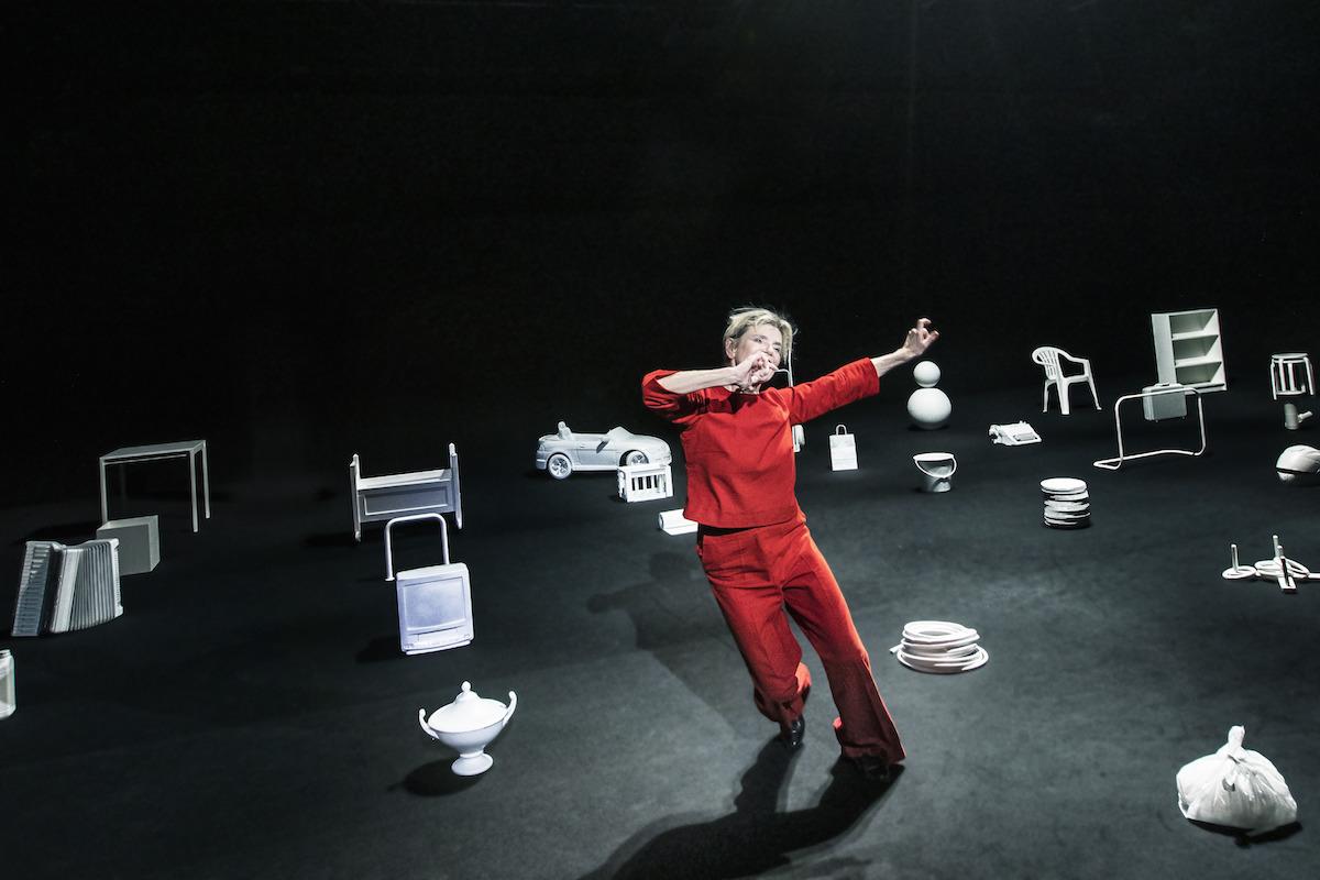 ANMELDELSE: Dantes guddommelige komedie, Teater Republique