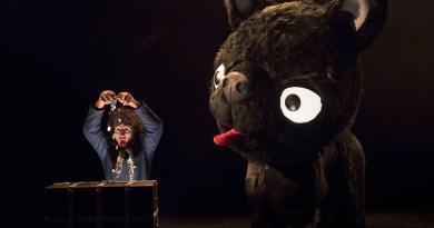 Fyrtøjet - Aalborg Teater - Sebastian Henry Aagaard-Williams