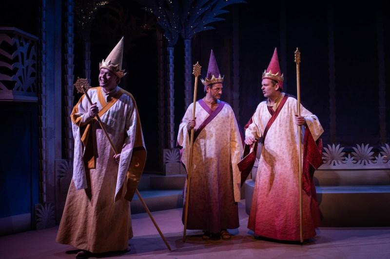 Juleevangeliet the musical - Randers Egnsteater