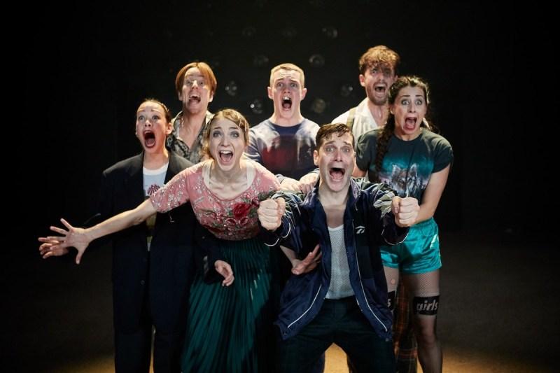 Bonnie & Clyde - Betty Nansen Teatret