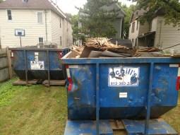 8-28-18 dumpsters