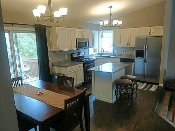 kitchen dining rm