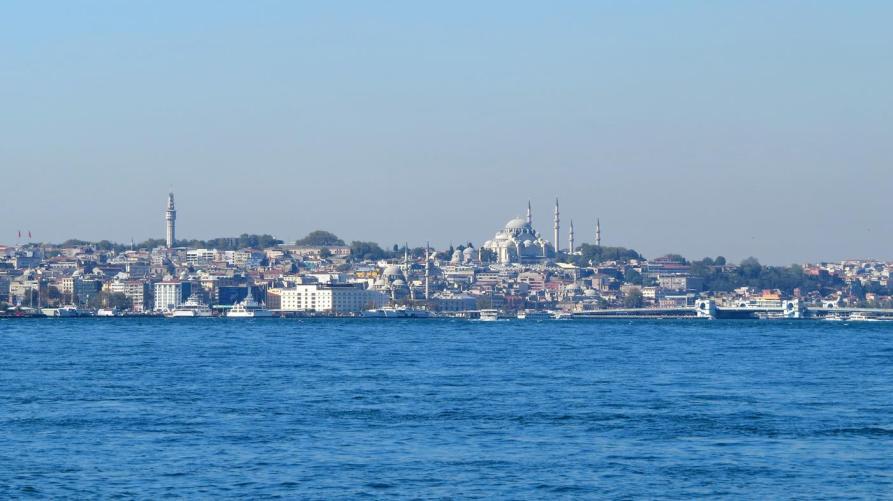 Bosporus, Blaue Moschee, Istanbul