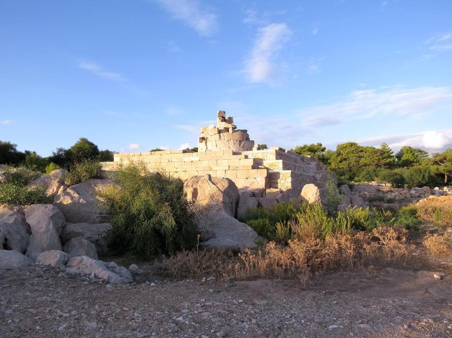 einstiger Leuchtturm, Patara