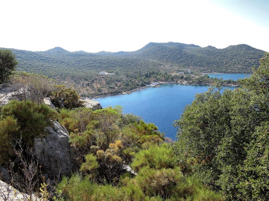 Bucht von Liman Ağazi