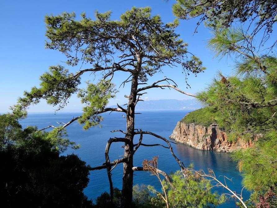 Mittelmeer, Lykischer Weg