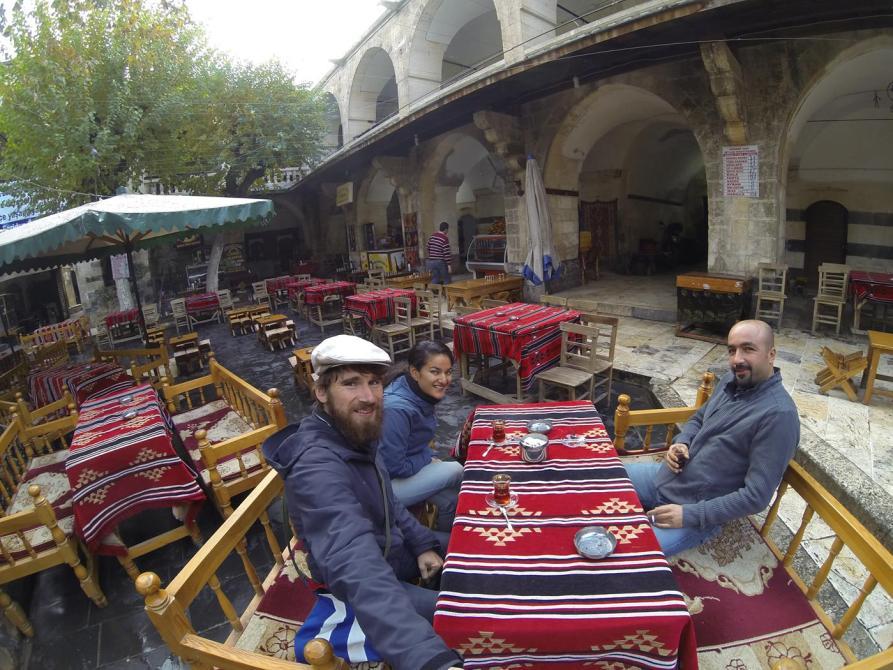 Çay im Gümrük Hanı, Urfa