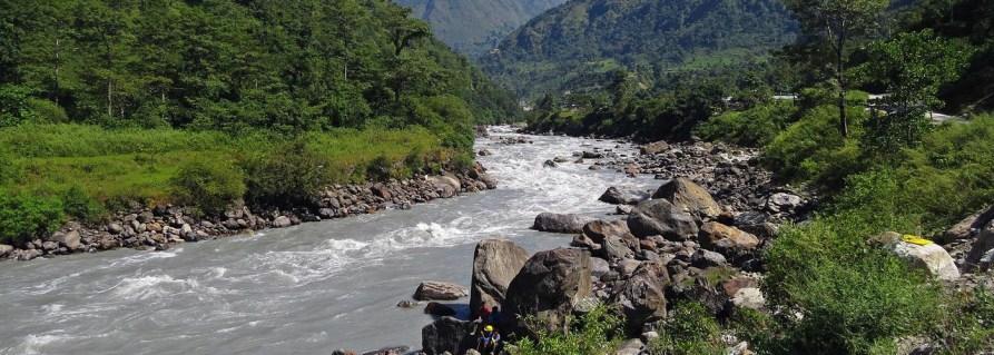 Die Annapurna Umrundung von Besi Shahar nach Manang