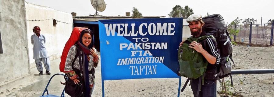 Taftan, Belutschistan, Pakistan