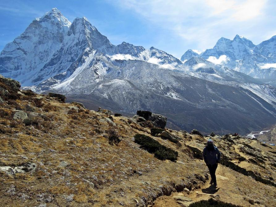 Himalaja, Everestregion