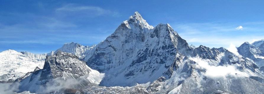 Der Everest Base Camp Trek: Von Namche Bazaar nach Gorak Shep