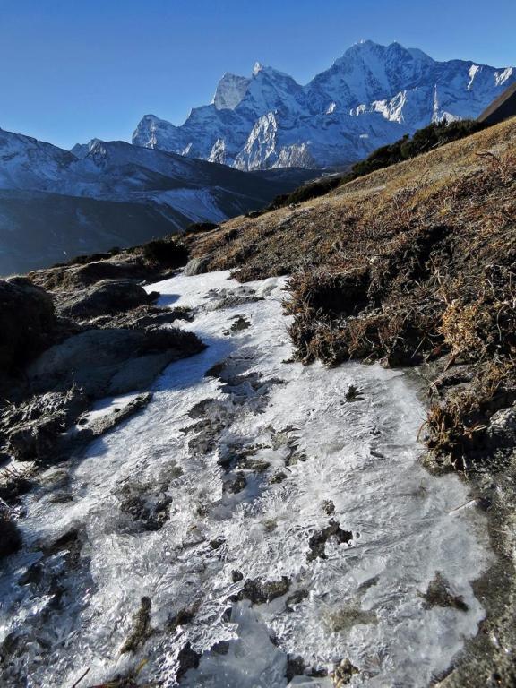 Eis, Himalaja