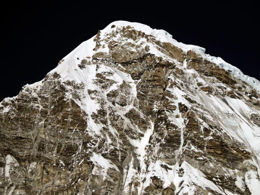Gipfel des Pumori, Himalaja