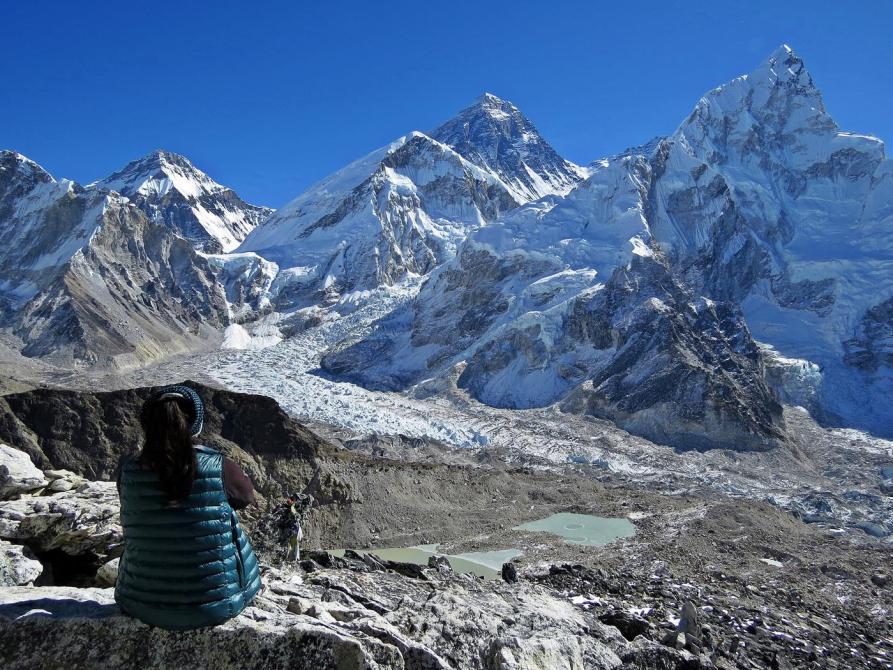 Mount Everest, Himalaja
