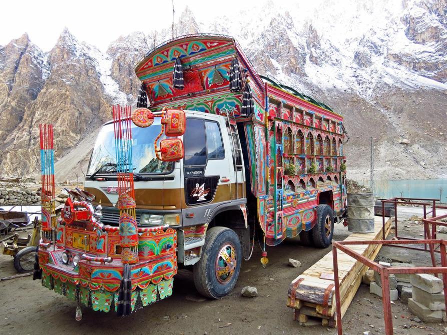 Phool Patti im Himalaja