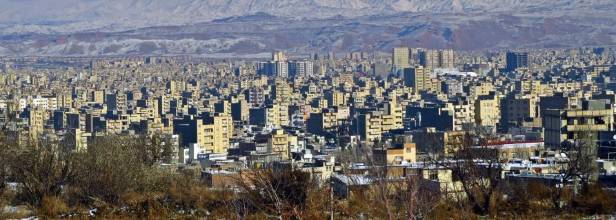 Persischer Reichtum und iranische Gegenwart in Täbris