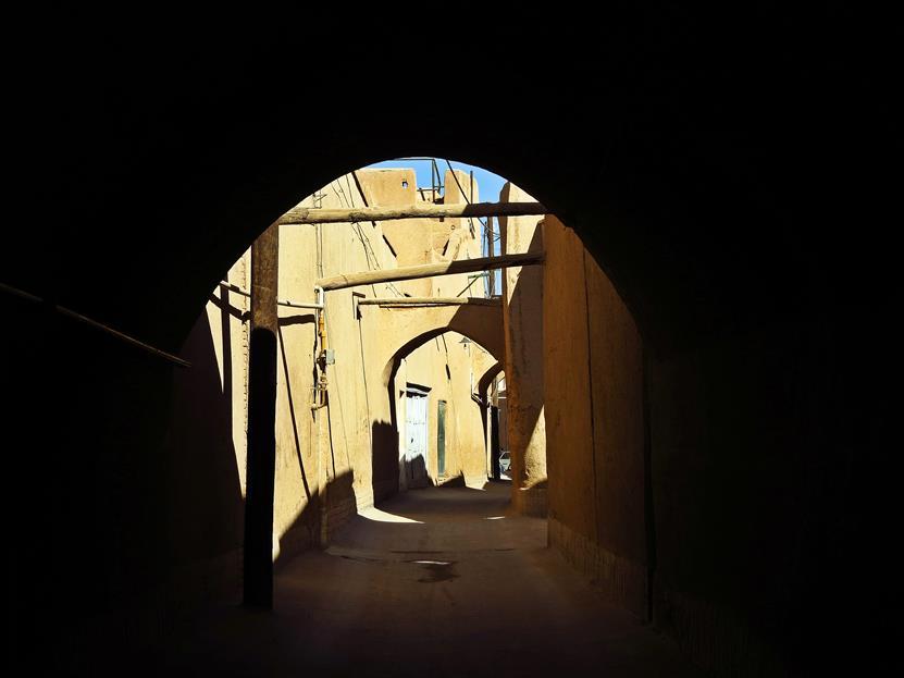 Yazds historische Altstadt