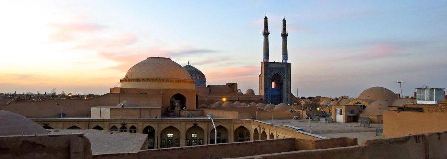 Yazd und ein Hauch von 1001 Nacht