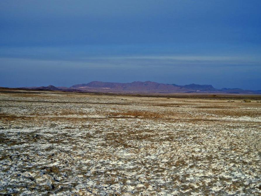 Salzwüste Dasht-e Kavir, Iran