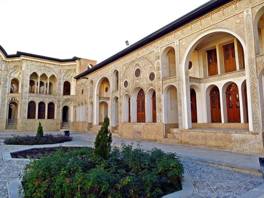 Haus des früheren Teppichhändlers Tabatabei