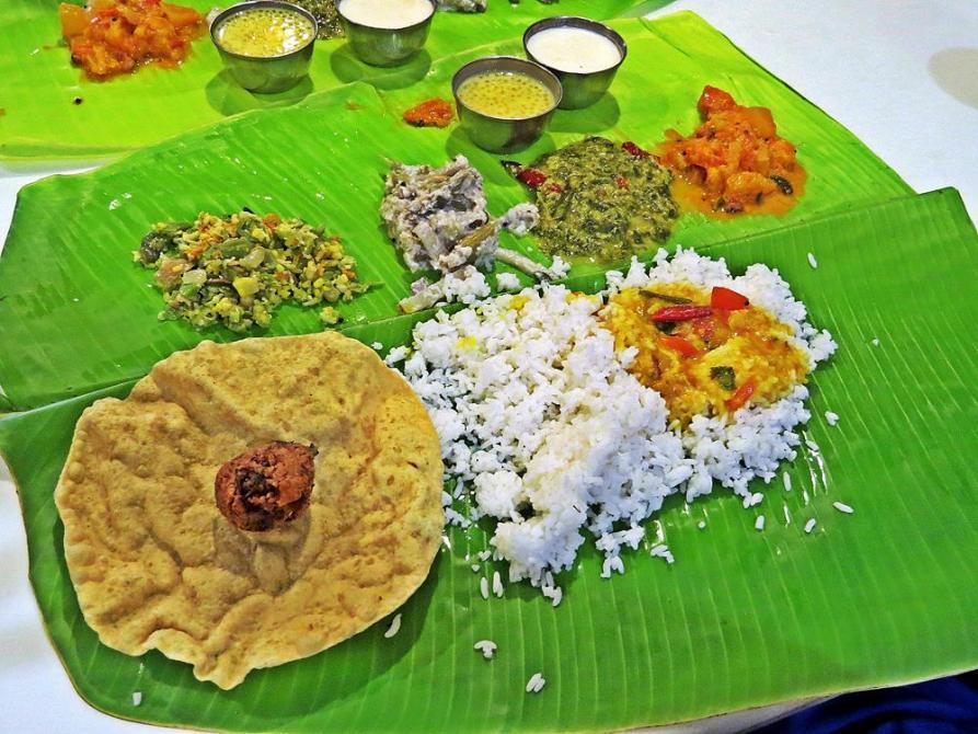 Meal, Inside Indien