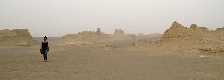 Die Kaluts und der Kampf mit dem Sandsturm