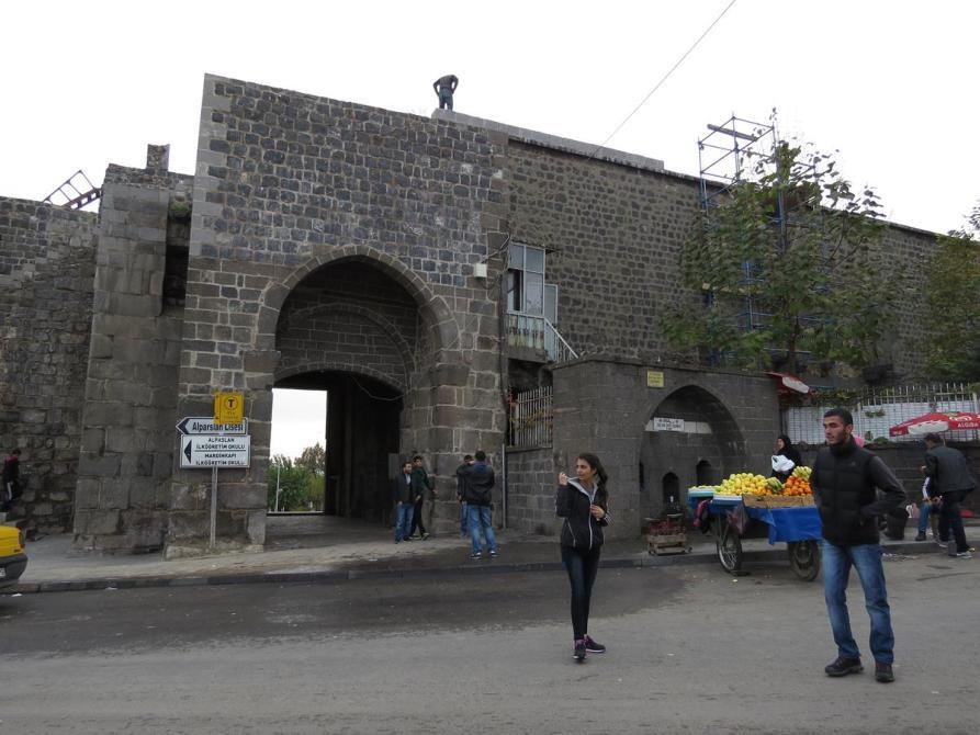 Altstadt in Diyarbakır