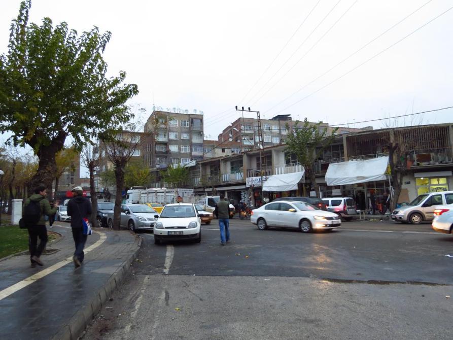 in den Straßen von Diyarbakır