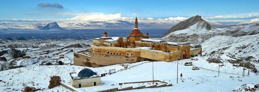 Ishak-Pascha-Palast, Doğubeyazıt, Türkei