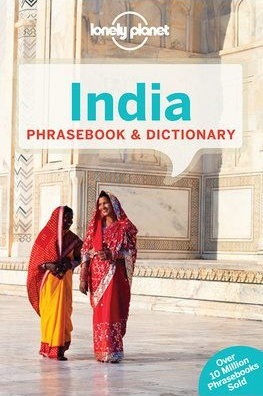 Lonely Planet India Phrasebook and Dictionary