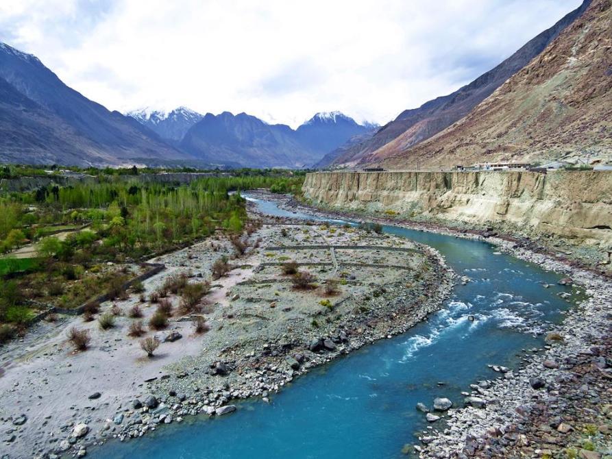 Gilgit River, Pakistan