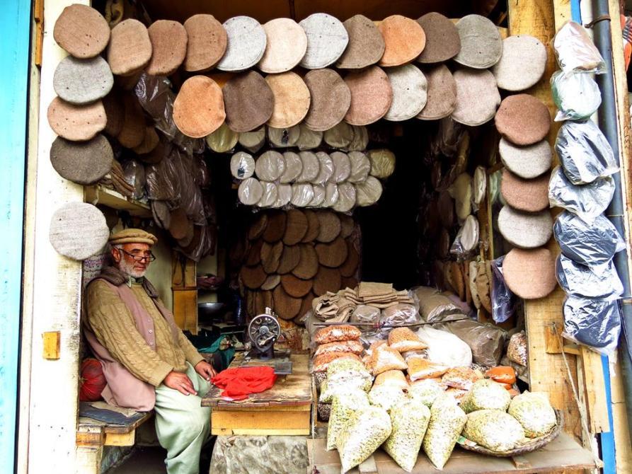 Hutmacher, Gilgit, Pakistan