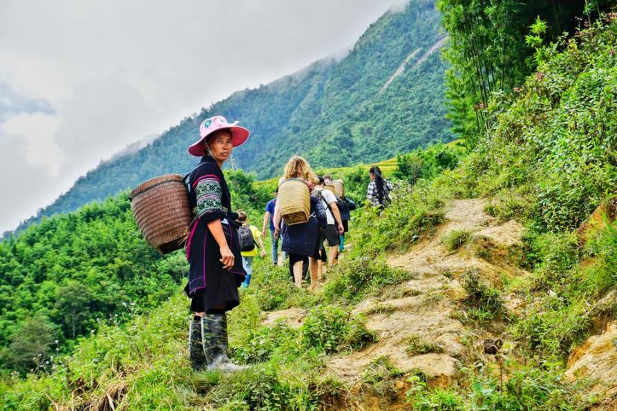 Sapa, Vietnam, Hmong
