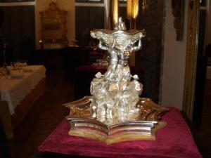 La fontana dei due tritoni