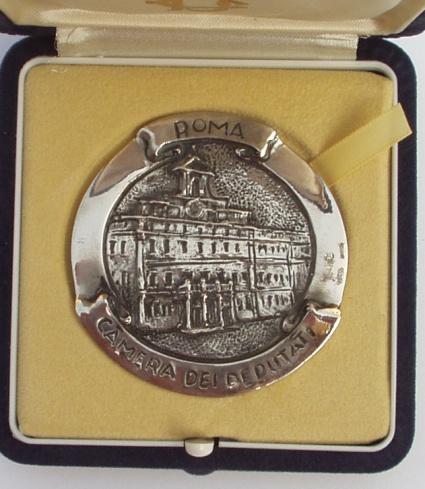 Medaglia Montecitorio