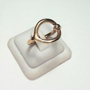 anello bronze age Mortet