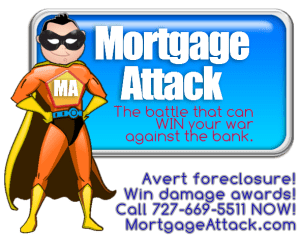Mortgage Attack Logo