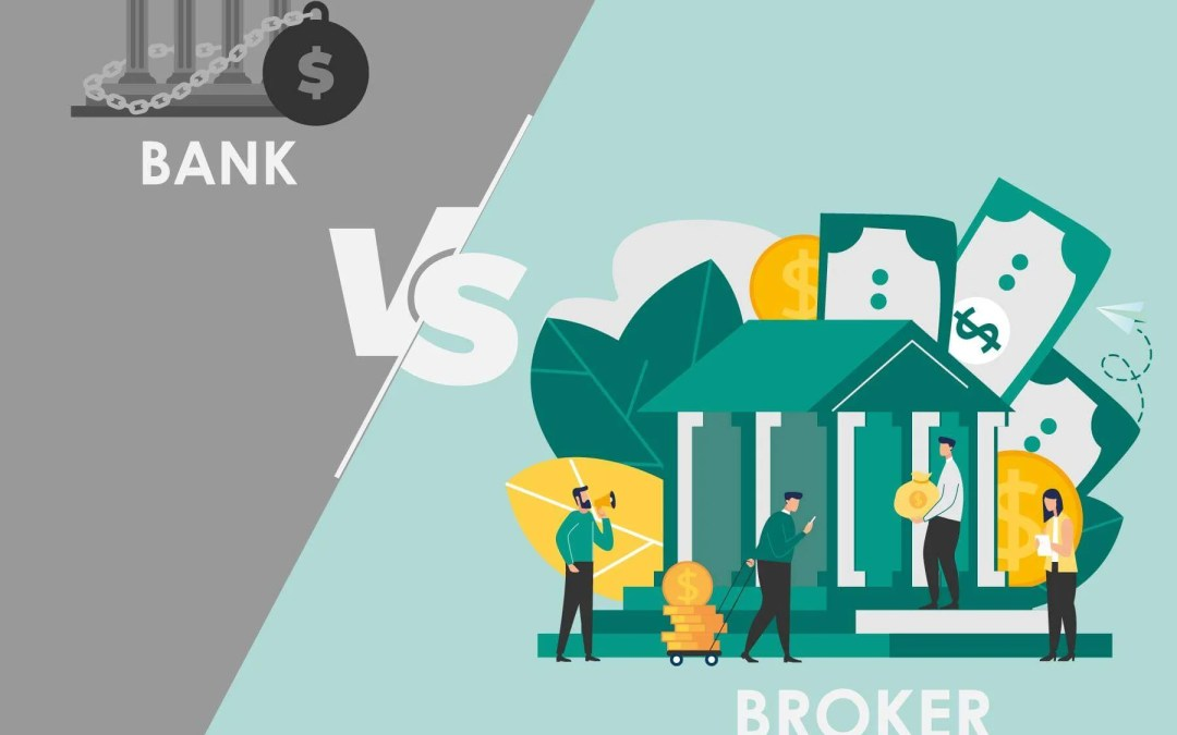 The Biggest Difference Between a Mortgage Broker and a Bank